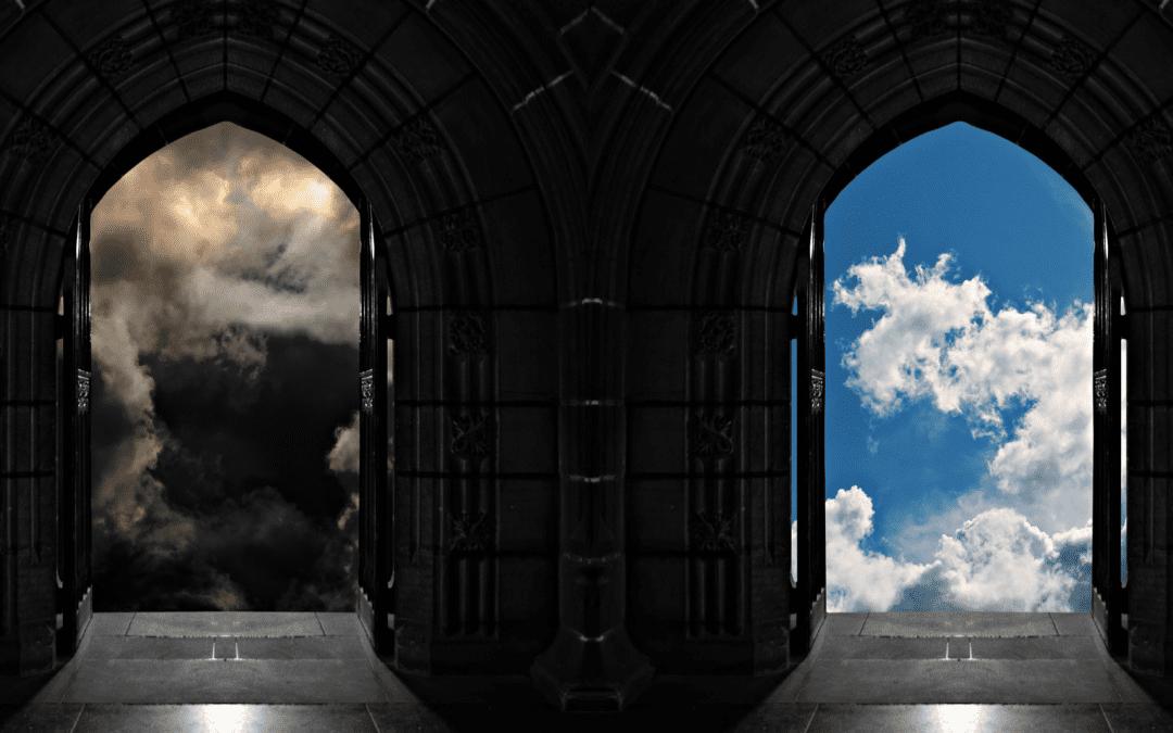 OPEN THE DOOR TO YOUR NEW LIFE